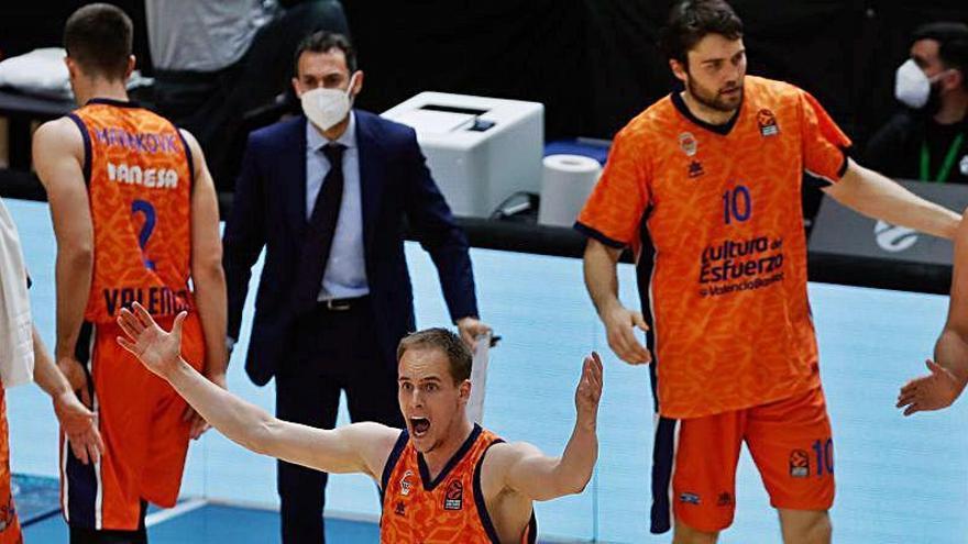 El Valencia Basket sigue vivo en la Euroliga