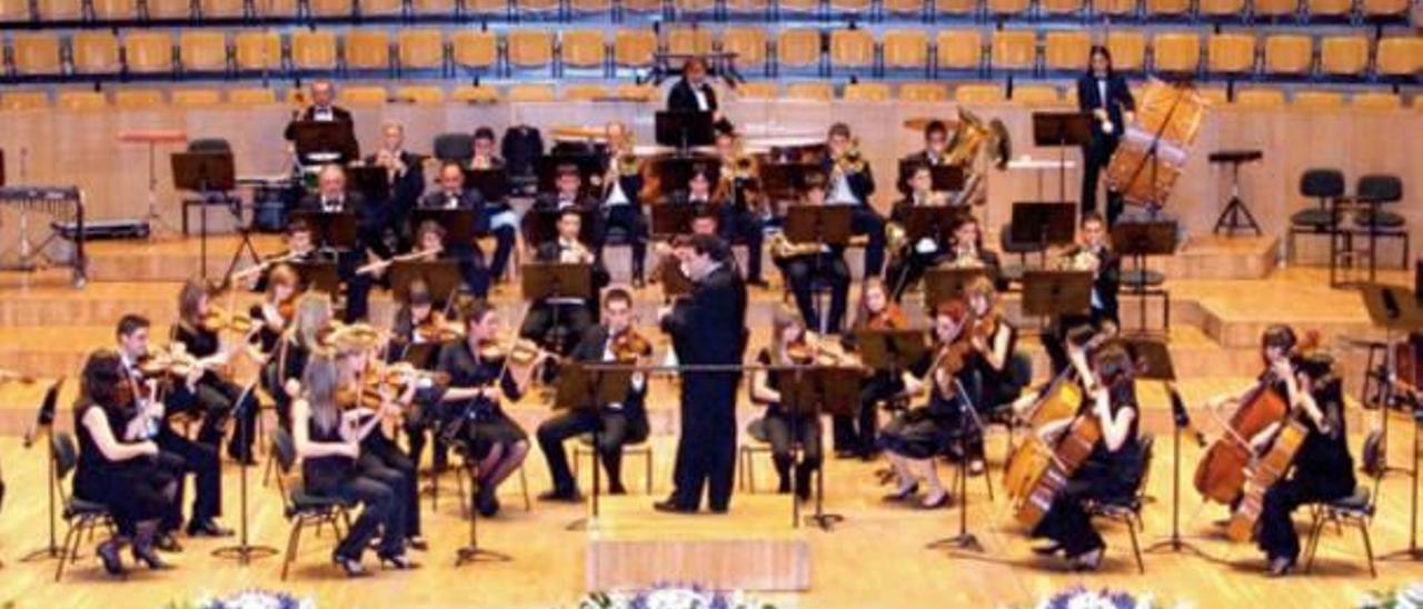 La Joven Orquesta del Ateneu Musical abre en Cullera el ciclo de conciertos de invierno
