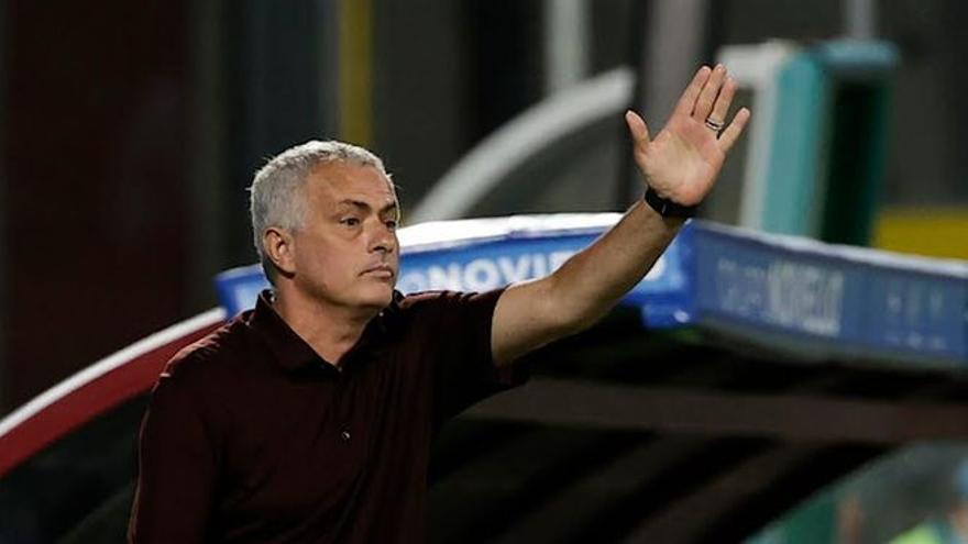 La rajada de Mourinho a sus suplentes