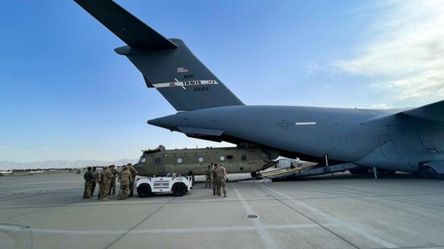 Els Estats Units retiren els últims soldats de l'Afganistan després de vint anys de missió