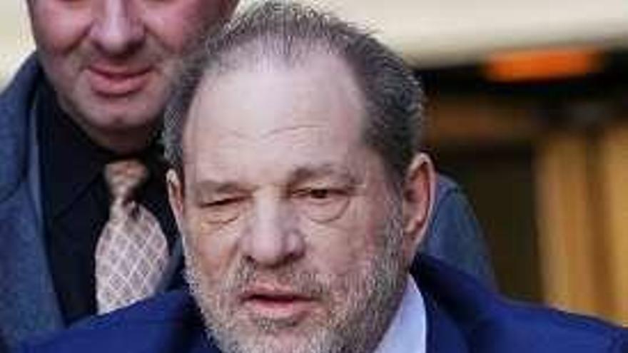 Otra acusación más por delitos sexuales para Weinstein