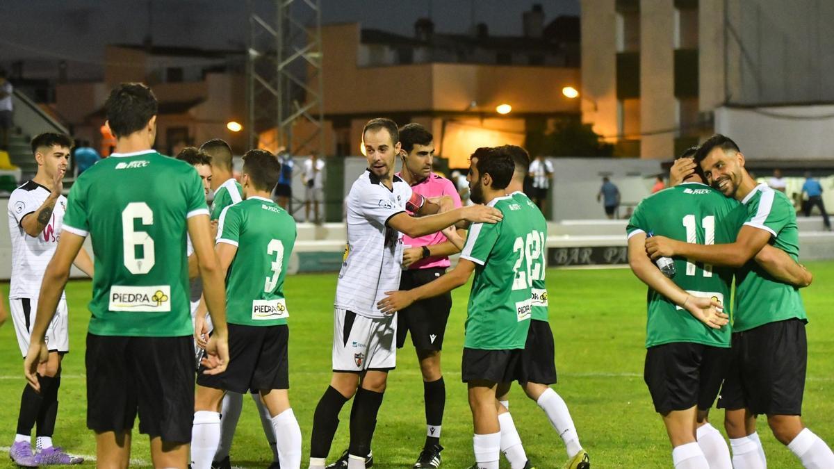 Pozoblanco CD Córdoba CF en imágenes
