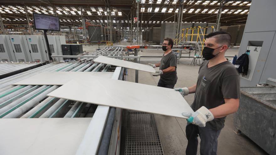 Castellón es la provincia con más peso de la industria en su economía