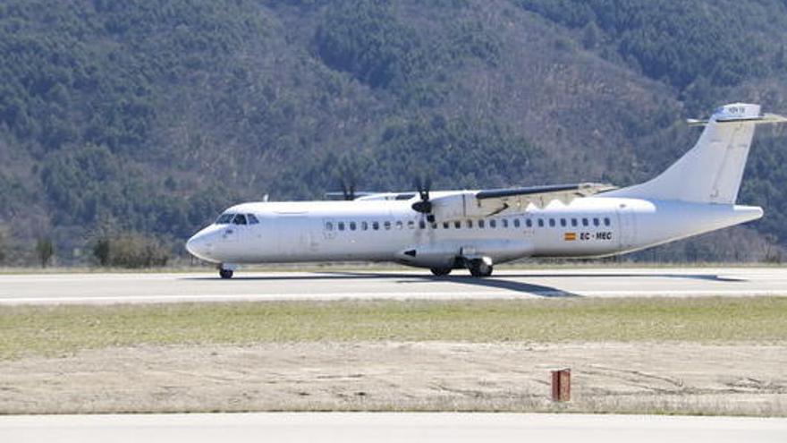 Els vols entre la Seu d'Urgell i Marsella, Palma i Madrid, a la venda dimecres