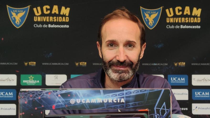 """""""Es una estupidez darle al UCAM Murcia el calificativo de equipo sucio"""""""