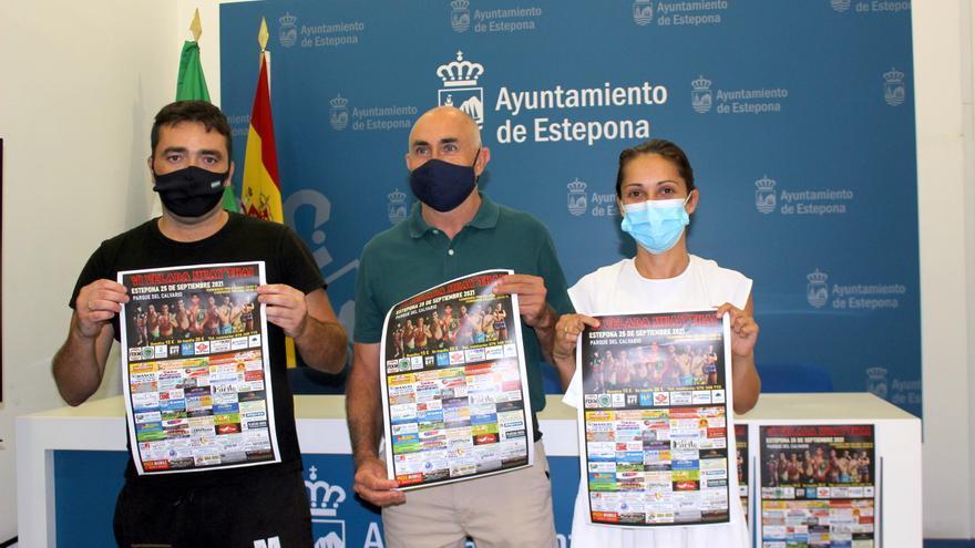 Estepona celebra este sábado la VI Velada de Muay Thaiven con la disputa de dos campeonatos de Andalucía