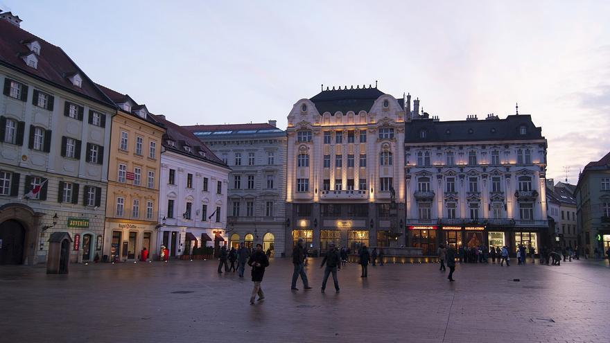 Bratislava: L'equilibri de l'aigua
