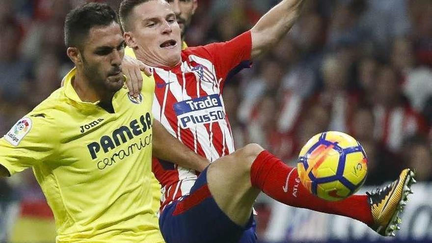 Bacca frustra al Atlético, de nuevo sin pegada