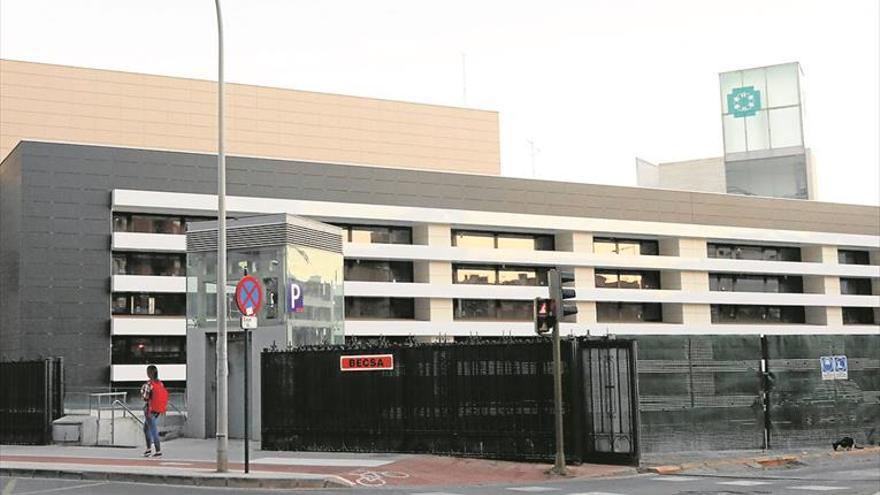 Montón no tendrá finalizada la nueva zona oncológica del Provincial en esta legislatura