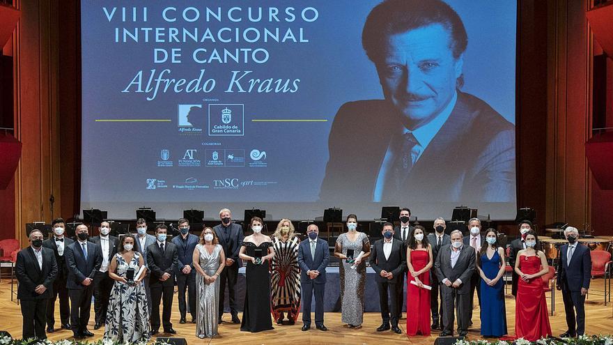 Olga Syniakova, primer premio del Concurso de Canto Alfredo Kraus