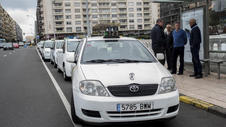 La tarifa urbana de los taxis llegará el próximo año hasta Las Mesas y Tenoya