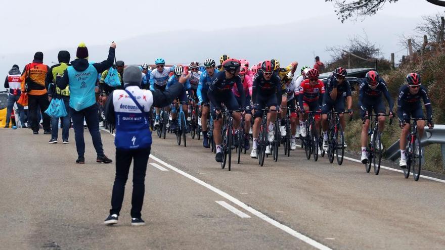 Las imágenes de la 7ª etapa de la Vuelta a España
