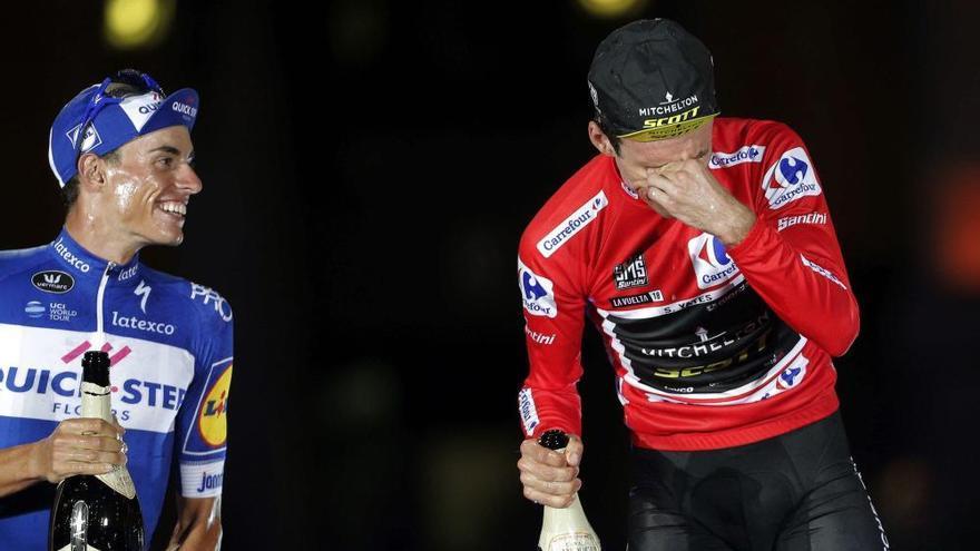 Yates se corona en Madrid y Viviani vence la etapa final