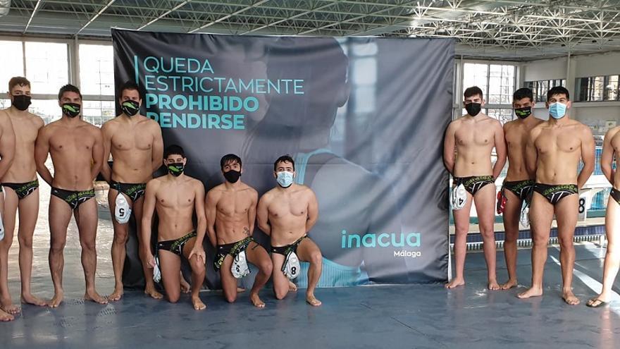Victoria del Waterpolo Málaga (11-7) para coger aire en la clasificación