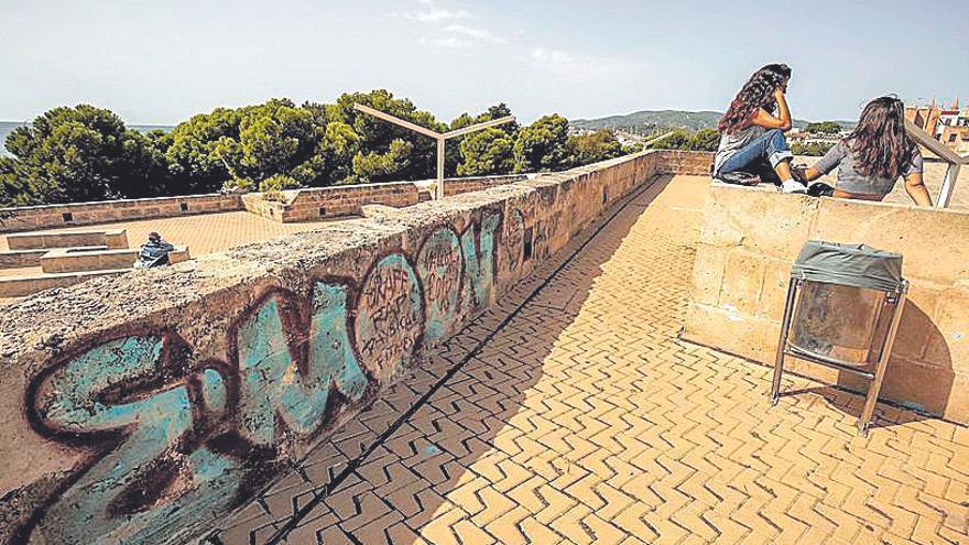 Desde el siglo XX | Palma eternamente flagelada por los graffitis
