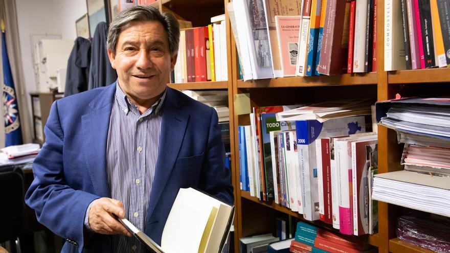 Juan Andrés Blanco, director de la UNED Zamora.