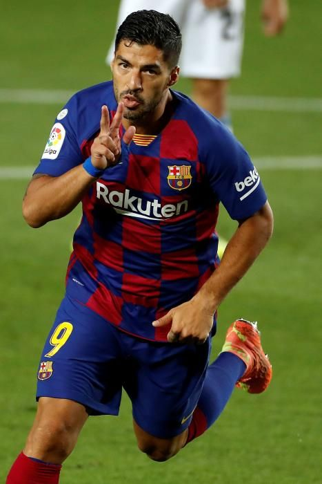 LaLiga Santander: Barcelona - Espanyol.