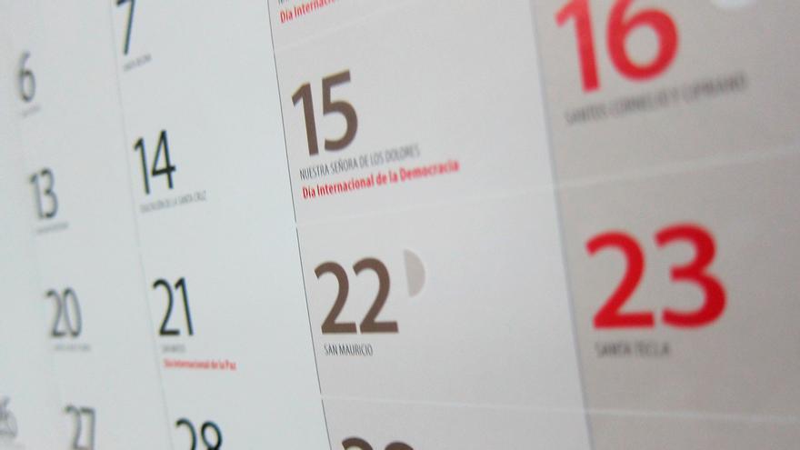 Calendario laboral en Asturias 2022: estos son los festivos del año que viene