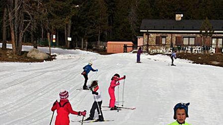 Les estacions  d'esquí nòrdic demanen al Govern decisions «sòlides i consistents»