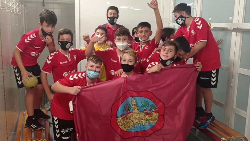 El Cunext Córdoba Balonmano conquista el bronce andaluz