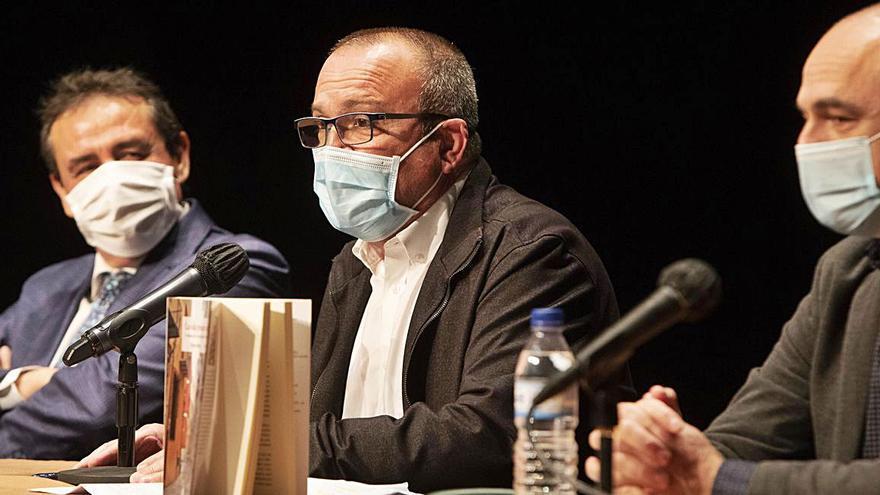 Antoni Gómez llama en Sagunt a combatir la intolerancia