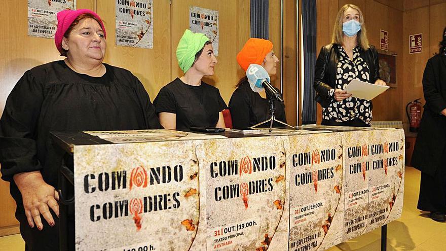 Comando Comadres: feminismo por la igualdad