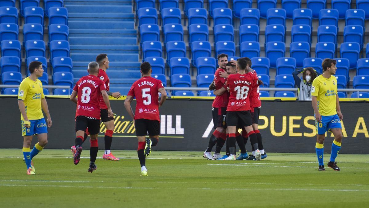 LaLiga SmartBank: UD Las Palmas-RCD Mallorca