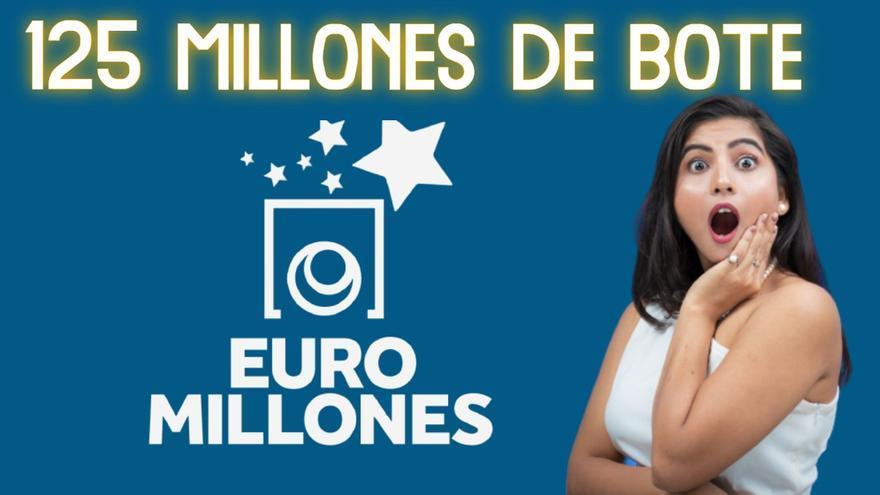 Comprueba los números afortunados en el sorteo del Euromillones de hoy