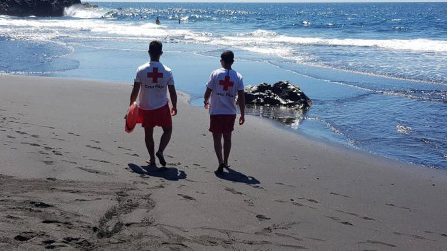 Los ahogamientos caen en Canarias un 29% hasta noviembre