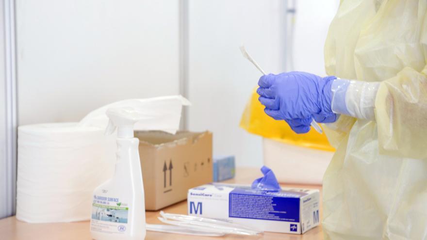 Sanidad realizará un cribado de Covid-19 en Tazacorte