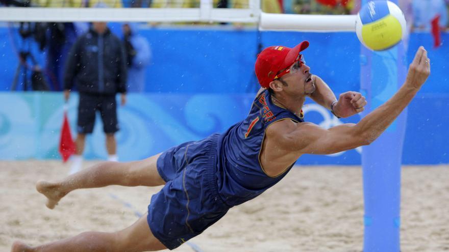 Pablo Herrera, primer valenciano con cinco Juegos Olímpicos