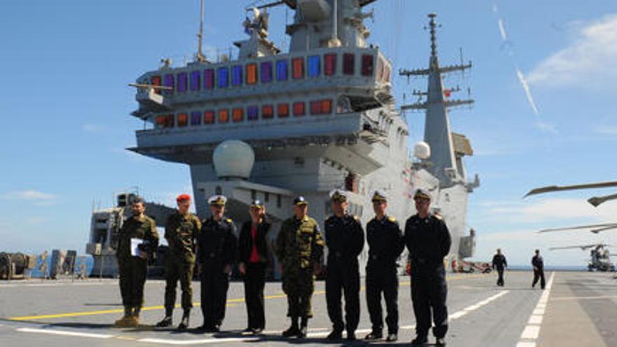 La UE desplegarà una nova operació militar al Mediterrani per controlar l'embargament d'armes a Líbia