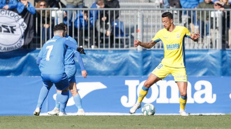 Maikel Mesa se va cedido al Albacete