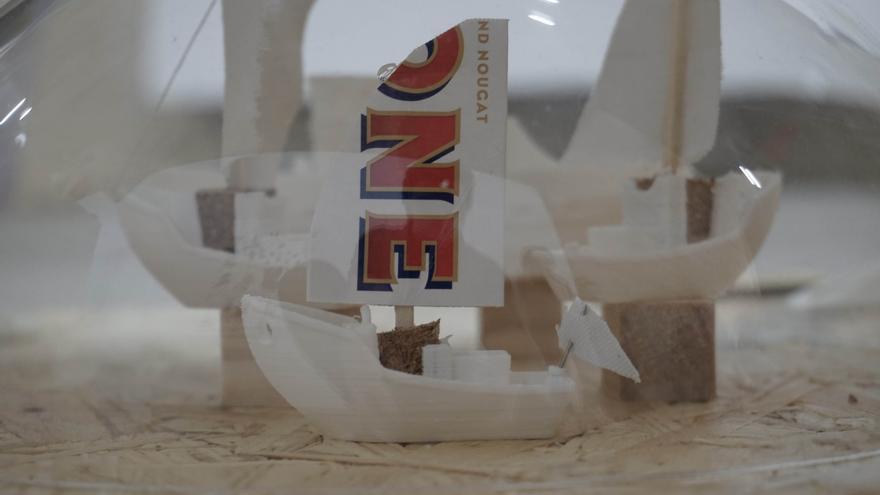 El Museu Marítim de Mallorca desempolva los barcos de juguete de nuestra infancia