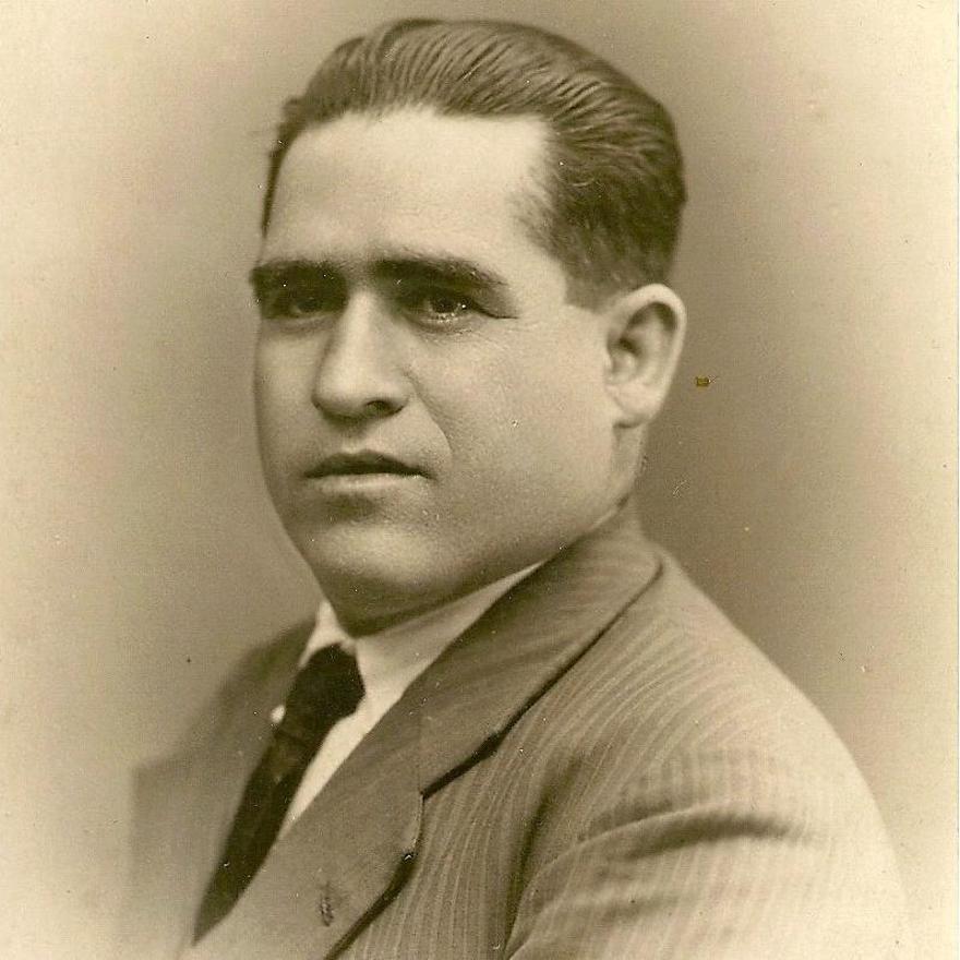 El alcalde republicano, Vicente Gómez