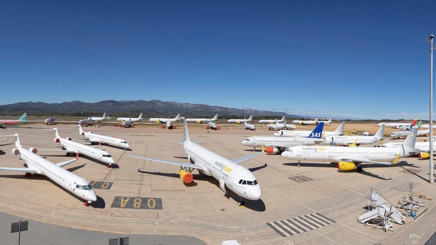 Nuevo convenio del aeropuerto de Castellón para fomentar la logística