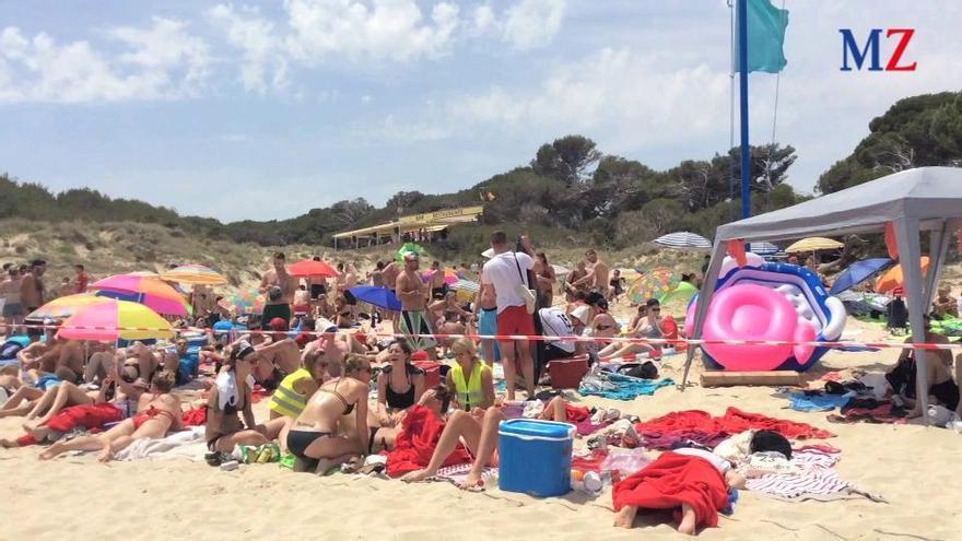 Der Mallorca-Tourist - ein Störenfried?