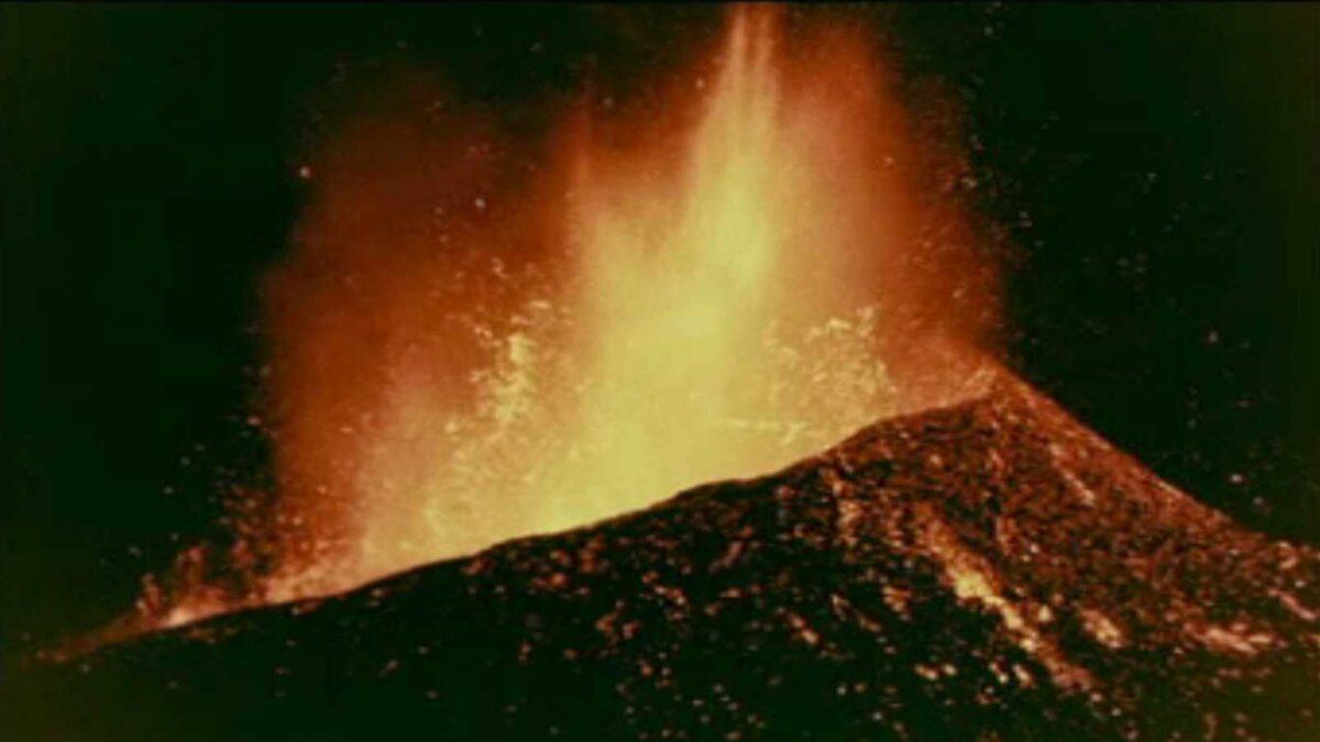 Teneguía, 1971: así fue la última gran erupción volcánica en España