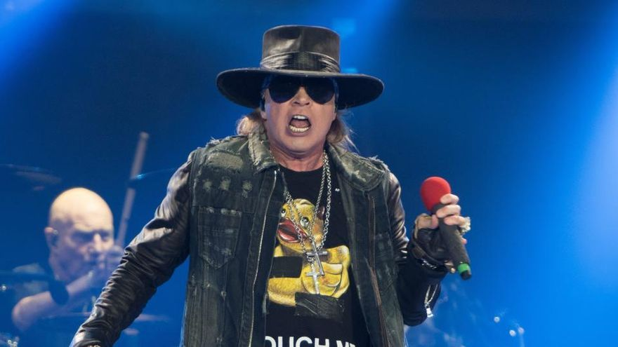 Guns N'Roses, Extremoduro o Alejandro Sanz, entre las citas musicales para 2021