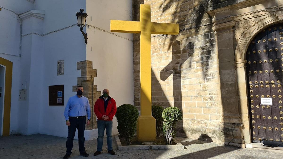 Aguilar de la Frontera retirará la Cruz de los Caídos mientras Vox pide que se mantenga