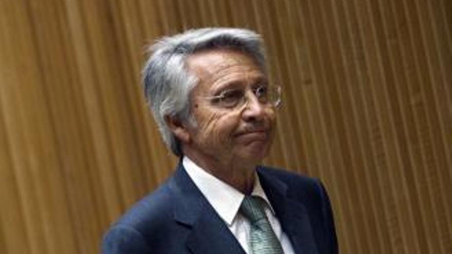 Julio Fernández Gayoso sale de prisión