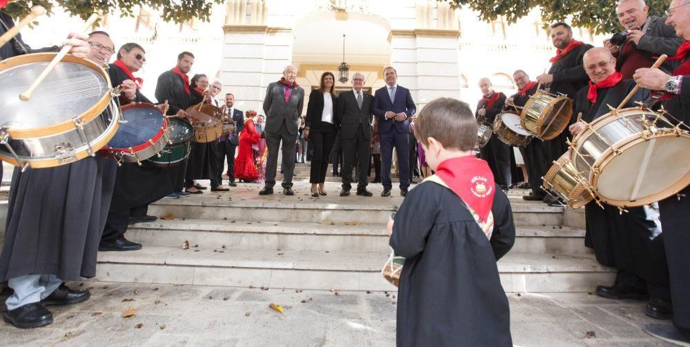 La Diputación concede el título de Alicantino de Adopción a Isidro Fernández