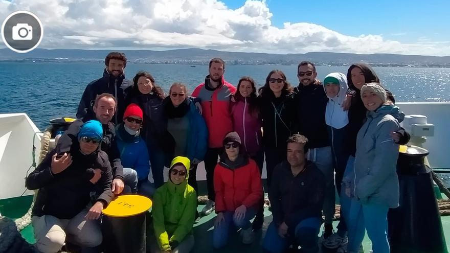 La Universidad de Vigo suma otro éxito a su historial oceánico