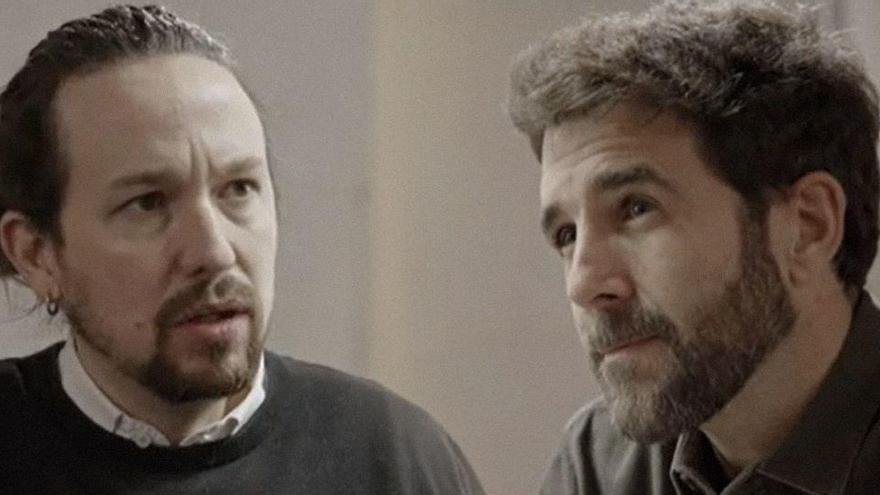 """Iglesias: """"La salida del país del emérito es más reprobable que la de Puigdemont"""""""