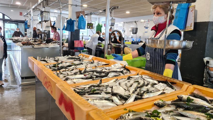 ¿Las sardinas de San Juan?, por los suelos