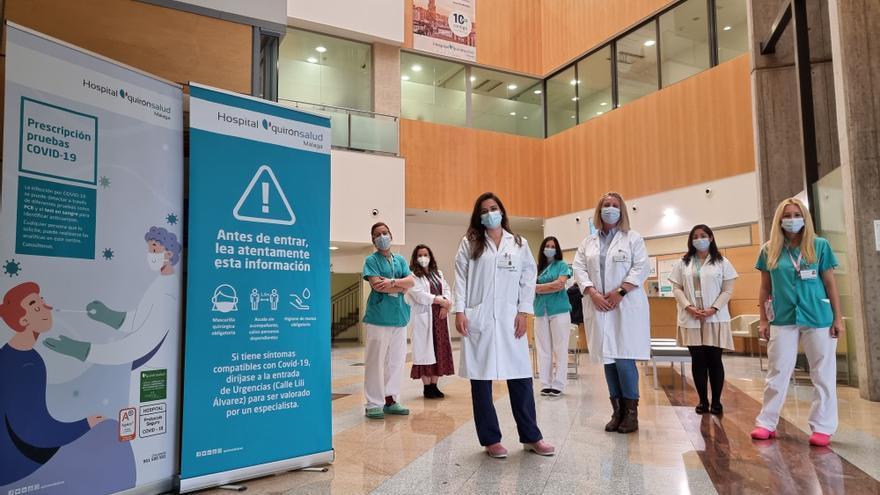 El Hospital Quirónsalud celebrará el Día Internacional de la Enfermería al ritmo de la música