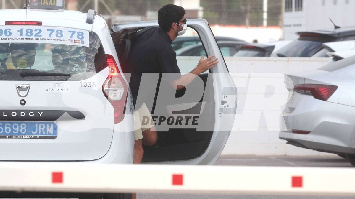 Guedes llega a Paterna