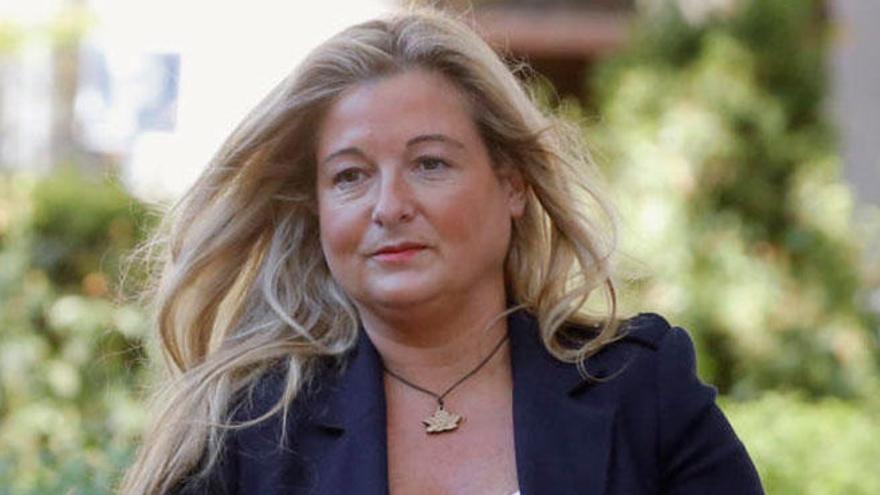 Virginia López Negrete renuncia a representar a Manos Limpias y no acudirá a la vistilla