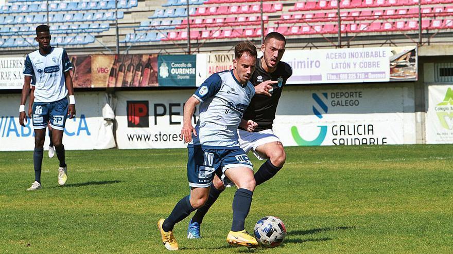 El Ourense CF sella la salvación