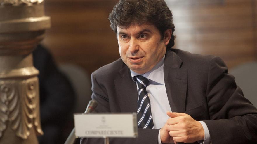 José Manuel del Arco, nuevo director de El Musel tras la destitución de Barettino